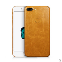 iPhone7 plus手机壳真皮苹果 6 6s 保护套创意超薄减压全包套