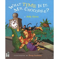 What Time Is It, Mr. Crocodile? [ISBN: 978-0152058500]