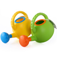Hape 婴儿洗澡玩具 宝宝沙滩戏水玩具 儿童洒水壶玩水 700ml