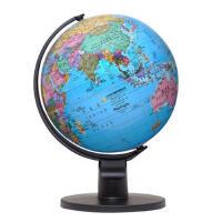 博目地球仪:15cm中英文政区地球仪 9787503033032 北京博目地图制品有限公司 测绘出版社