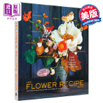 【中商原版】花艺秘诀 英文原版 英文版The Flower Recipe Book Alethea Harampoli
