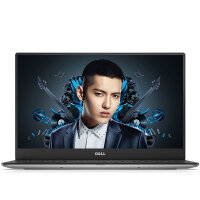 戴尔(DELL)XPS 13-9350-R3708 13.3英寸笔记本电脑 (i7-6560U 8G 256G SSD Win10)银
