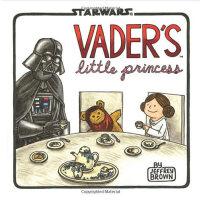 Star War: Vader's Little Princess星战:黑武士的小公主ISBN978145211869