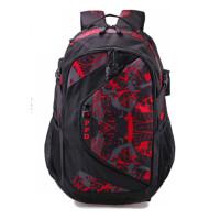双肩包书包中学生女男背包休闲潮帆布旅行包学院风情侣款
