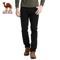 骆驼男装 秋季新款男士时尚