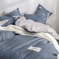 四件套全棉纯棉床单被套被子宿舍三件套床品网红床上用品