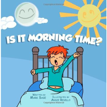 is it morning time? [isbn: 978-1478286691]