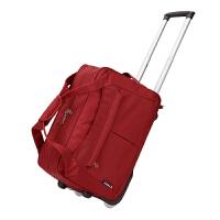 拉杆旅行箱包男女行李袋手提大容量短途小型旅游拖轮包出差登机