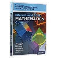【中商原版】国际数学核心牛津国际测试 英文原版 International GCSE Mathematics Core Level for Oxford 考试书