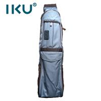 IKU 单肩瑜伽背包 牛津布材质 多功能运动健身瑜伽包 瑜伽配件 时尚瑜伽垫背包 瑜珈包