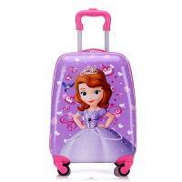 儿童四轮拉杆箱卡通书包万向轮16寸18寸旅行箱行李箱礼物幼儿园