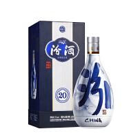 【酒界网】 汾酒 二十(20) 青花瓷酒 53度 500ml 白酒