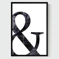 北�W黑白字母�b�����意壁��客�d��沙�l背景�Ξ��P室�飚��M合�� 43x63厘米 白色框(2.5厘米厚) �畏��r格