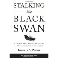 Stalking the Black Swan: Research and Decision Making in a World of Extreme Volatility (Columbia Business School Publishing) [ISBN: 978-0231150484]
