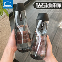 水杯便携塑料随手杯夏学生水壶户外运动大容量杯子