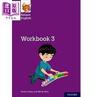 【中商原版】Nelson English: Year 3/Primary 4: Workbook 3 牛津纳尔逊英语:级