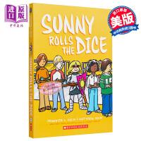 【中商原版】Sunny Rolls the Dice女孩桑尼 纽伯瑞作家 Jennifer L. Holm