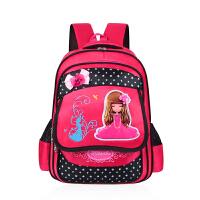 新款时尚公主1-4年级儿童书包男女潮小学生书包