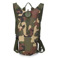 户外水袋运动补水袋骑行双肩水袋包便携野营水囊登山水袋背包内胆