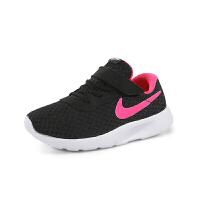【4折�r:131.6元】耐克(Nike)童鞋�p跑�\�有�818386-061黑色