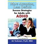【预订】More Attention, Less Deficit: Success Strategies for Ad