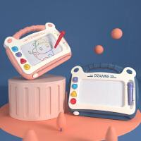 蓓臣 儿童磁性画板彩色涂鸦板幼儿宝宝可擦家用磁力写字板 可抽拉消除
