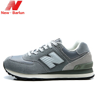 纽巴伦 374新款韩版男子休闲跑步鞋 复古时尚男鞋女鞋情侣运动鞋AGX系列