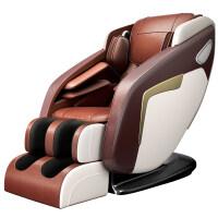20190402160816258家用全身多功能按摩沙发 电动豪华太空舱按摩椅 高贵棕