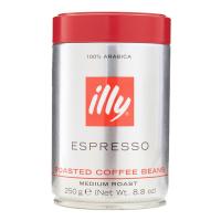 【春播】意大利知名品牌 illy中度烘焙咖啡豆 250g
