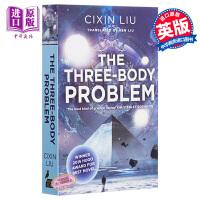 【中商原版】三体系列:三体问题 刘慈欣 英文原版小说 The Three-Body Problem 科幻小说