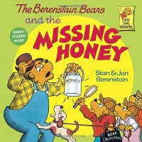 英文原版 The Berenstain Bears and the Missing Honey 《贝贝熊和失踪的蜂蜜》
