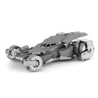 爱拼 金属DIY拼装模型 3D立体拼图 2016正义黎明蝙蝠侠大战超人车