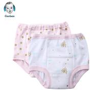 美国直邮 Gerber嘉宝婴幼儿训练裤2件套 公主图案 包邮包税