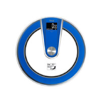 贝雅人体秤圆形电子称语音体重秤健康秤家用秤计量器家用高精度BY828GZ