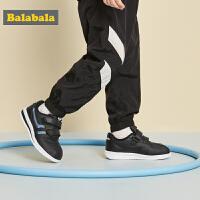 巴拉巴拉童鞋男童运动鞋儿童鞋子新款春秋透气小童慢跑鞋时尚