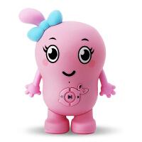 【当当自营】爱童咕力咕力卡通智能机器人 能跟动画片对话互动的机器人 - 粉色