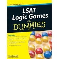 【预订】LSAT Logic Games for Dummies