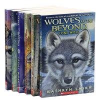 绝境狼王系列6册套装 英文原版 Wolves of the Beyond 凯瑟琳拉丝基纽约时报畅销图书作家 动物小说