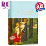 【中商原版】Collectors Library系列:格林童话 英文原版 Grimms Fairy Tales Bro