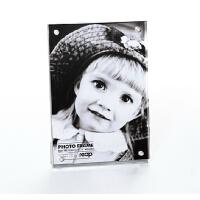 瑞普 6363 美格-L形铁艺相架100×150MM 亚克力 相框 台卡 台牌