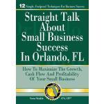 【预订】Straight Talk about Small Business Success in Orlando,