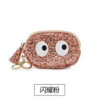 新款小钱包ins少女零钱包袋女迷你可爱卡通韩国小方包硬币包