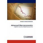 【预订】Advanced Macroeconomics