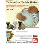 【预订】The Magnificient Darbuka Rhythms: A Beginner's Guide to