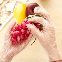 20191217083634553红兔子(HONGTUZI) 400只一次性手套薄膜塑料食品餐饮美容家务透明卫生厨房