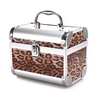 化妆品铝合金 化妆箱 美容美甲工具箱 手提多层化妆箱 跟妆箱HDL