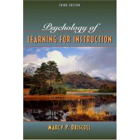 Psychology of Learning for Instruction (3rd Edition) [ISBN: