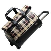手提旅行包女手提行李袋 商务短途大容量拉杆包行李包旅行袋 大