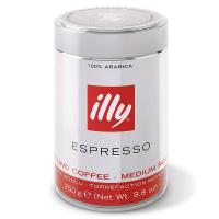 【春播】意大利知名品牌 illy中度烘焙浓缩咖啡粉 250g