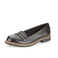 【香港现货】Clarks/其乐女鞋2017秋冬新款牛津休闲单鞋Griffin Milly专柜正品直邮